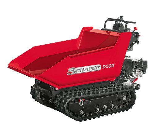 Dumper D 500 / D 500 D