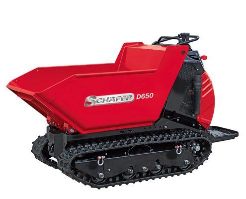 Dumper D 650 D